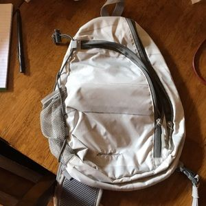 Brand new Eddie Bauer small backpack